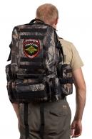 Военный практичный рюкзак с нашивкой Полиция России
