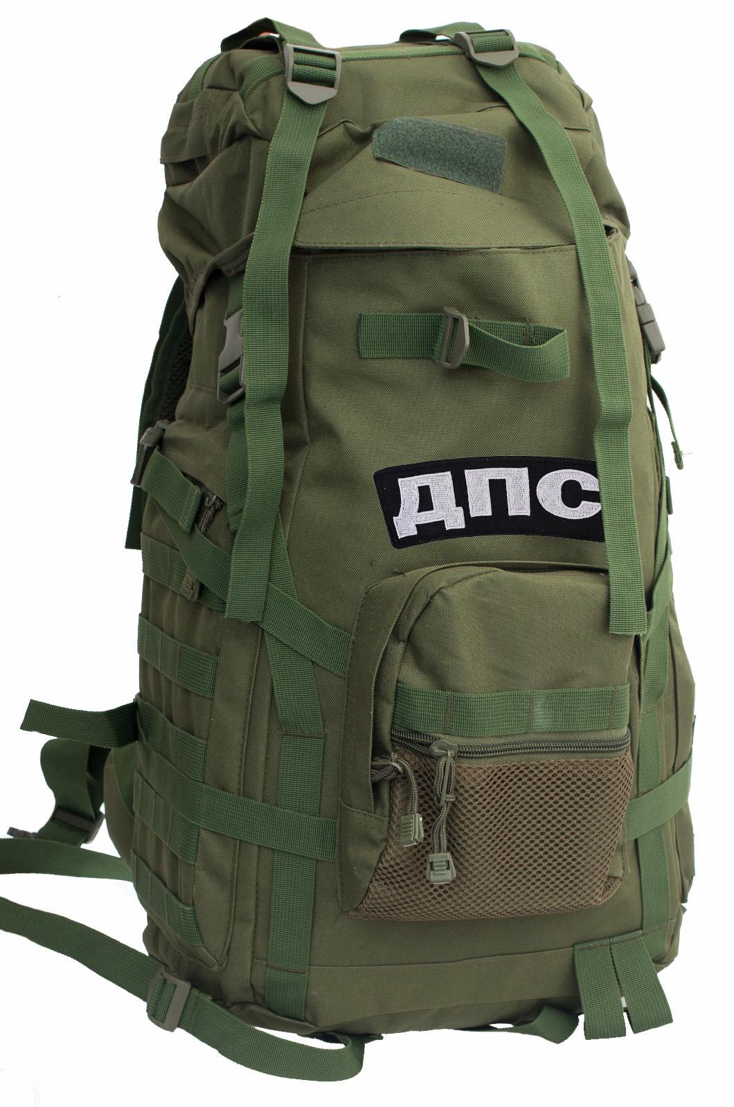 Военный рейдовый рюкзак с нашивкой ДПС - купить в подарок