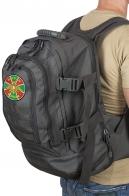 Военный рейдовый рюкзак с нашивкой ПОГРАНВОЙСКА