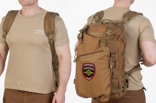 Военный рейдовый рюкзак с нашивкой Полиция России - купить с доставкой