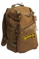 Военный рейдовый рюкзак с нашивкой ВМФ - заказать в розницу