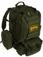 Военный рейдовый рюкзак US Assault с нашивкой ВМФ - купить выгодно