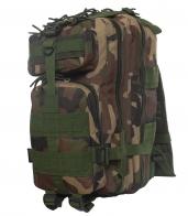 Военный рюкзак камуфляжной расцветки Woodland