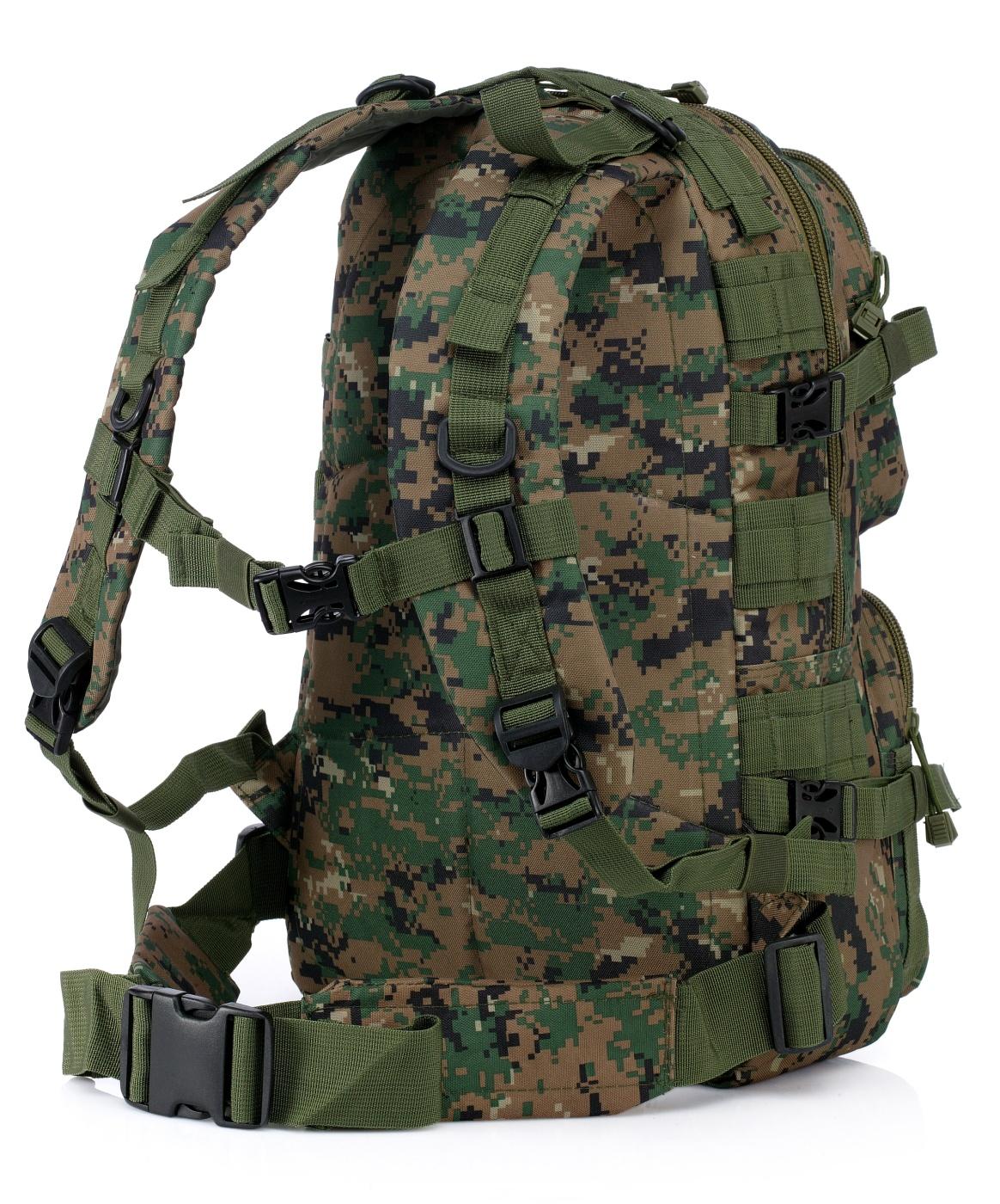 Военный рюкзак камуфляжной расцветки BLACKHAWK оптом и в розницу