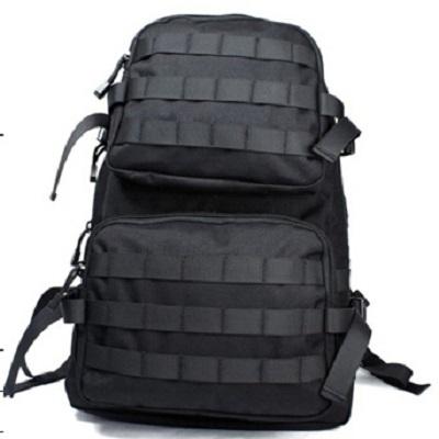 Военный рюкзак НАТО черный