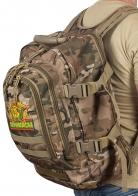 Военный рюкзак с нашивкой Погранвойск