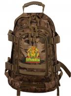 Военный рюкзак с нашивкой Погранвойск - заказать в подарок