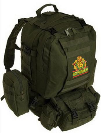 Военный тактический рюкзак Погранвойска US Assault - купить онлайн