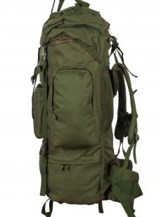 Вместительный охотничий рюкзак с в нашивкой Ни Пуха ни Пера - заказать в розницу