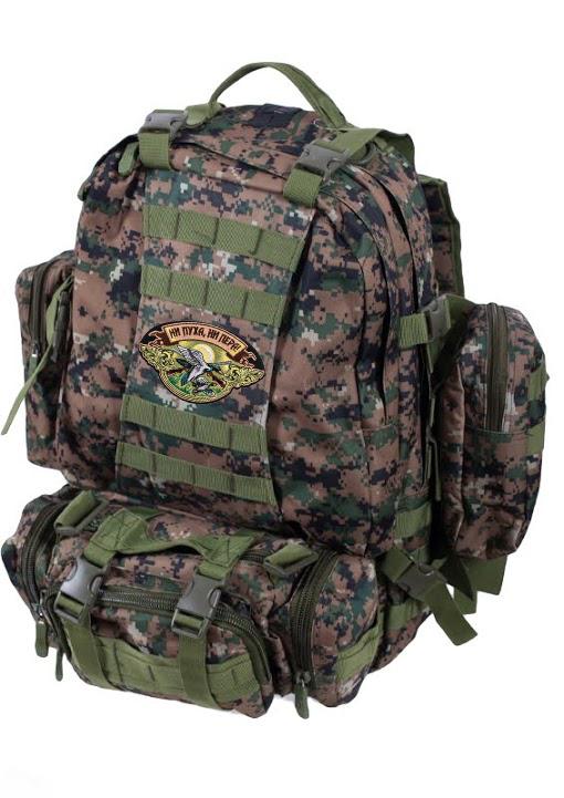 Мужской охотничий рюкзак US Assault с нашивкой Ни пуха, Ни пера! - купить с доставкой