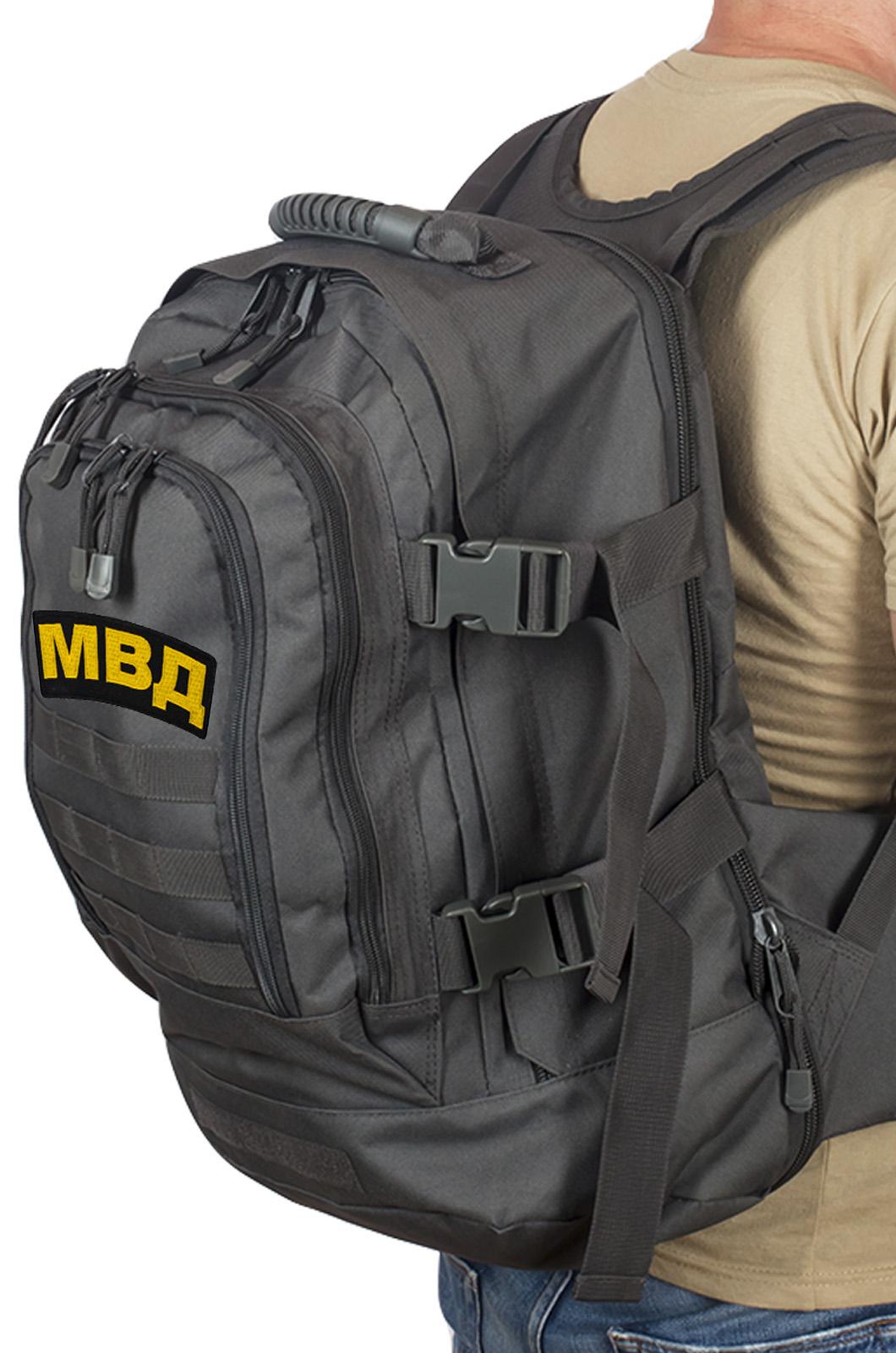 Военный универсальный рюкзак МВД - купить выгодно