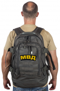 Военный универсальный рюкзак МВД - купить в подарок