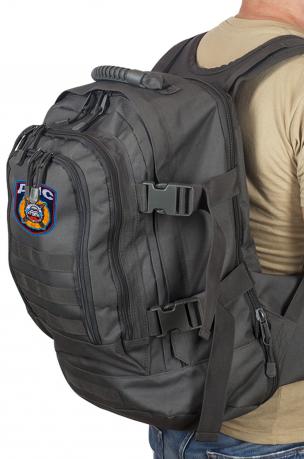 Военный универсальный рюкзак с нашивкой ДПС