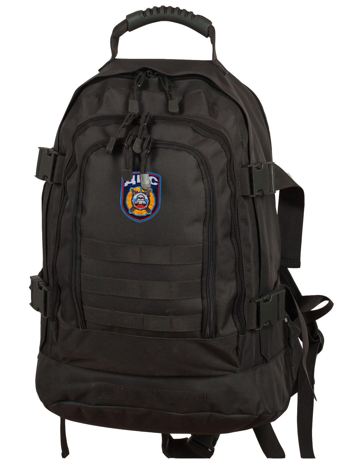 Военный универсальный рюкзак с нашивкой ДПС - заказать выгодно