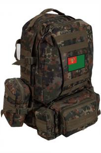 Военный универсальный рюкзак с нашивкой Погранвойск СССР - купить оптом
