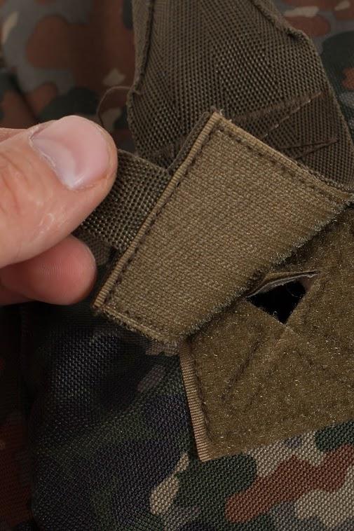Военный универсальный рюкзак с нашивкой Погранвойск СССР - купить в подарок