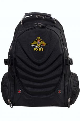Военный универсальный рюкзак с нашивкой РХБЗ