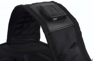 Военный универсальный рюкзак с нашивкой РХБЗ - купить в Военпро