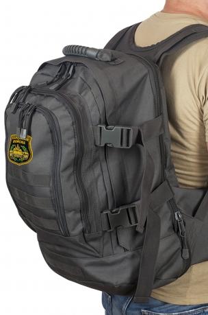 Военный универсальный рюкзак с нашивкой Танковые Войска