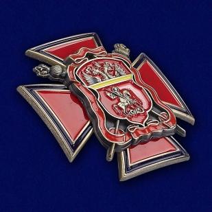 Войсковой крест Центрального Казачьего войска - вид под углом