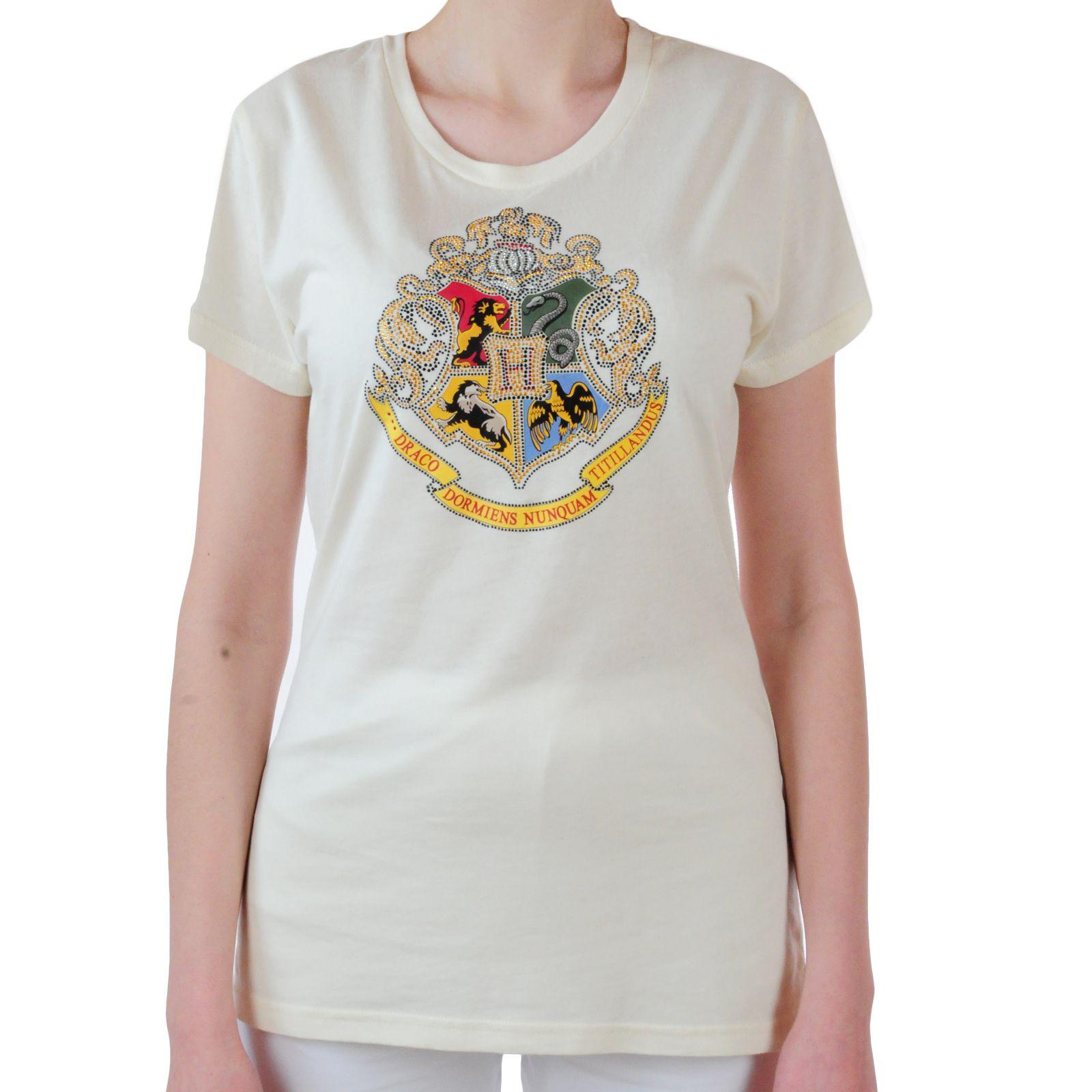 Волшебная футболка Harry Potter