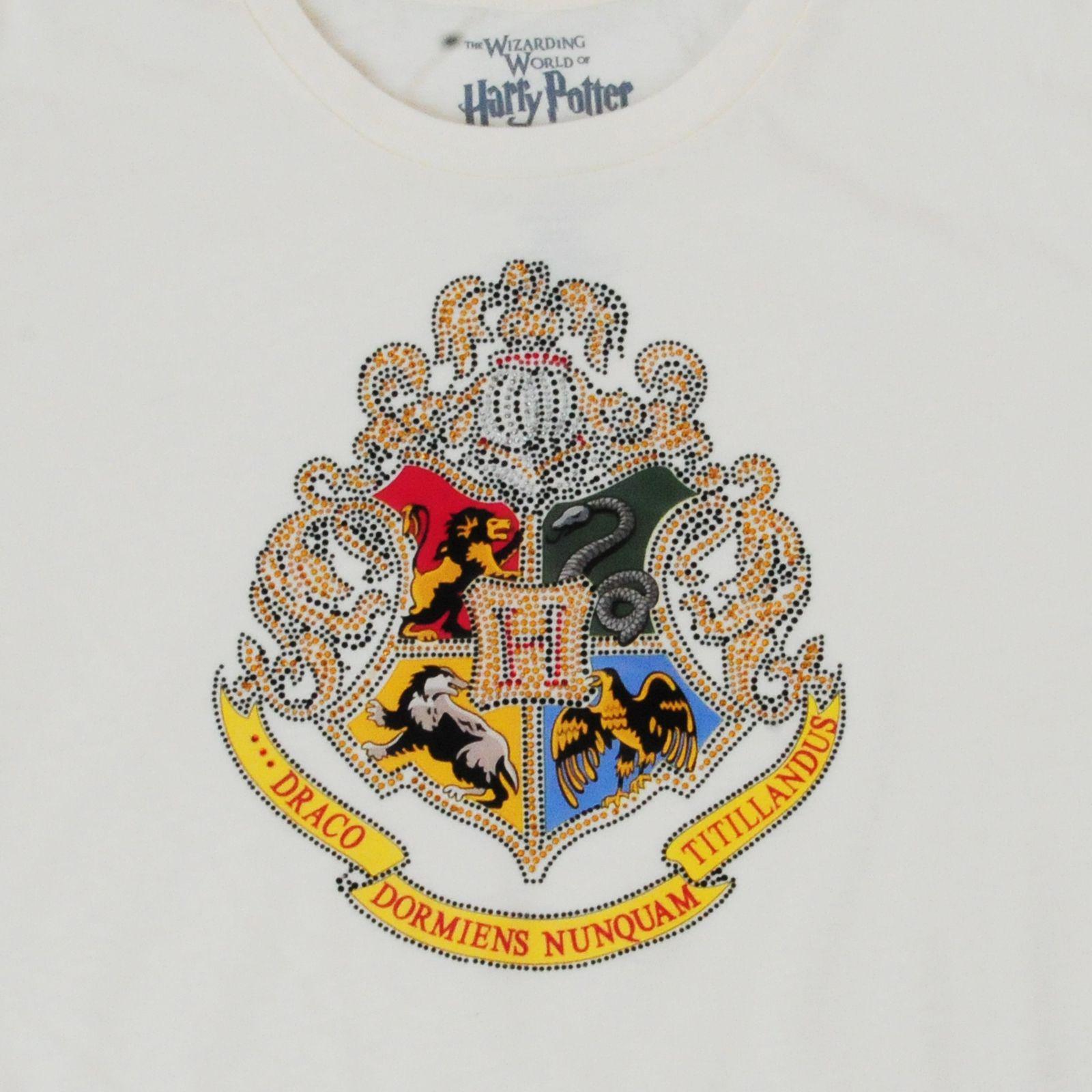 Волшебная футболка Harry Potter - принт