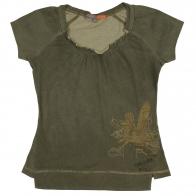 Восхитительная женская футболка от Samuel & Kevin®