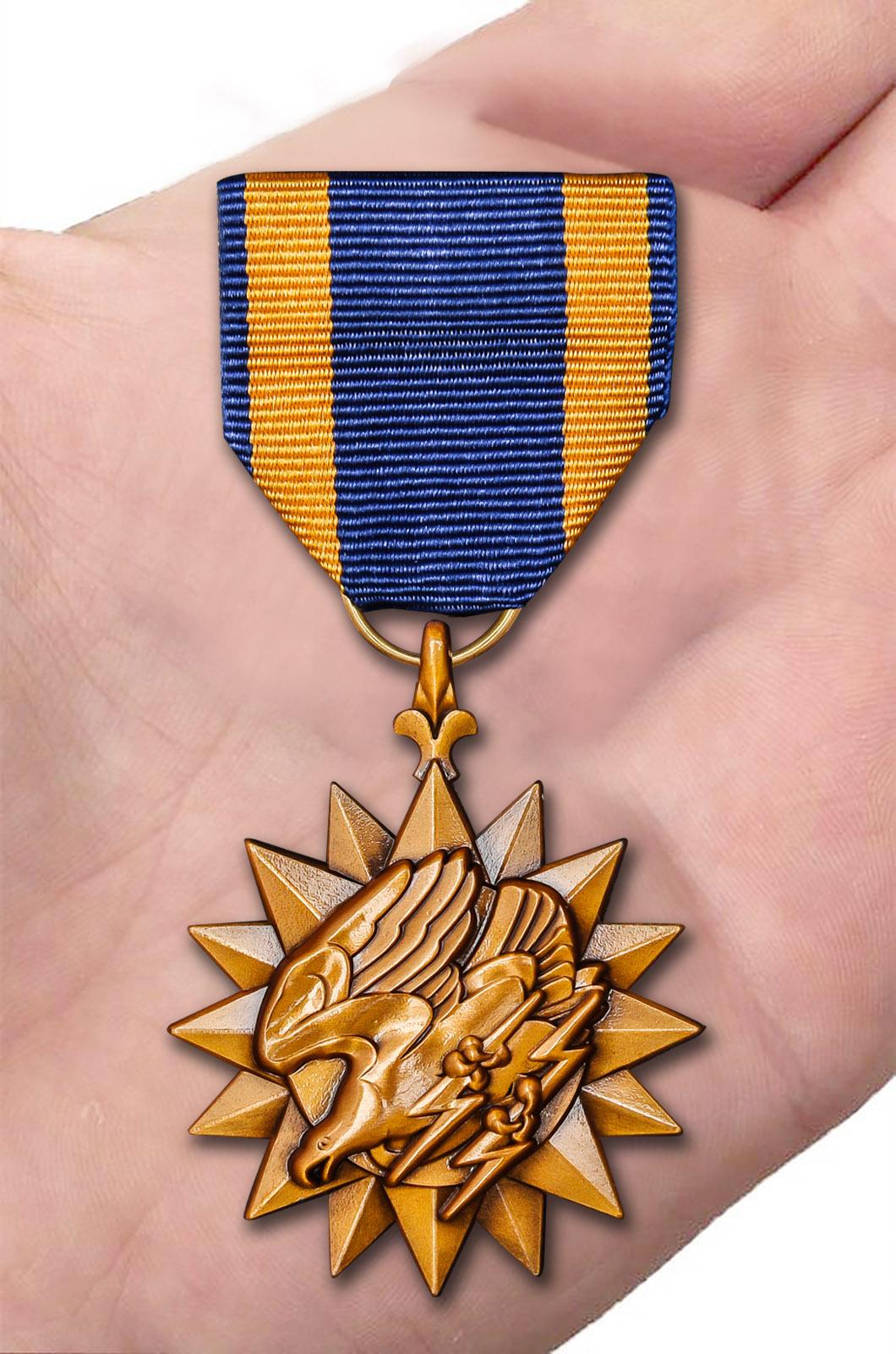 Воздушная медаль США отменное качество