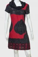Впечатляющее стильное платье от Le Grahier