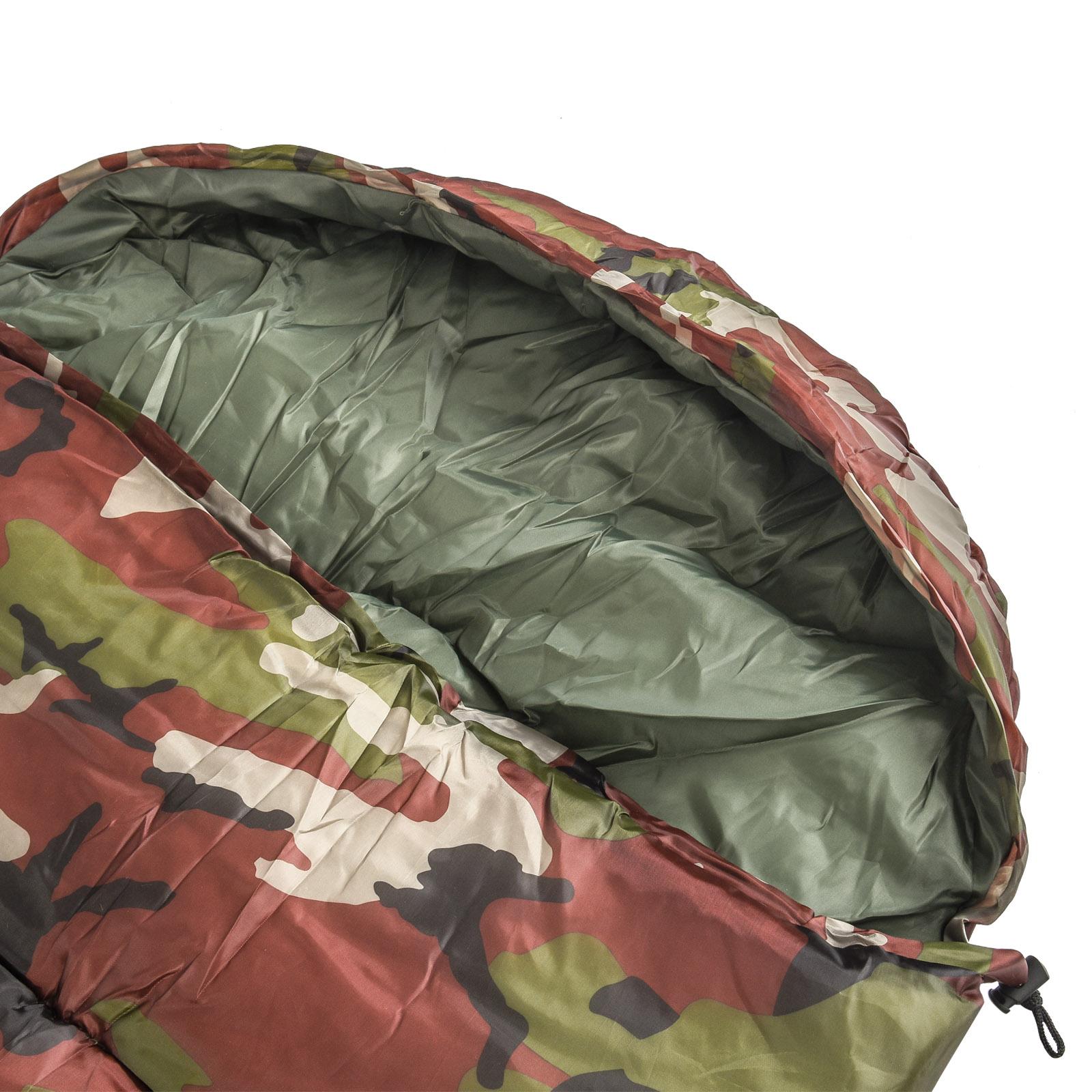 Заказать в интернет магазине армейский спальный мешок