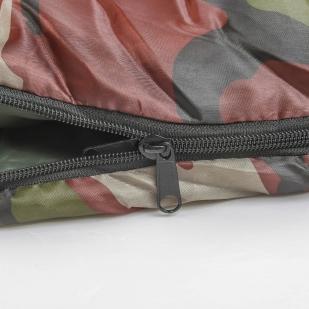 Всесезонный военный и туристический спальный мешок (1.8 кг)