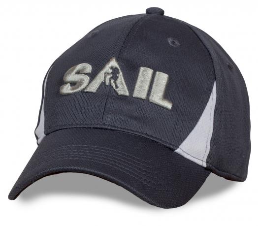 Бейсболка SAIL с 3D вышивкой