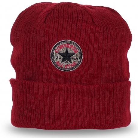 Вязаная шапка Converse All Star