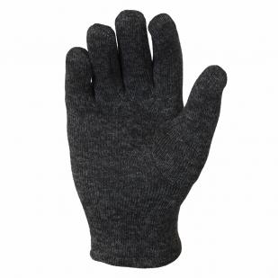 Вязаные мужские перчатки заказать в Военпро