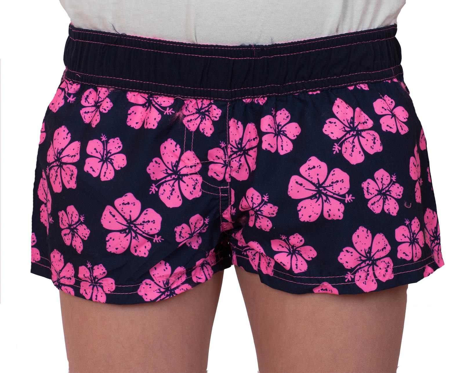 Выделяющиеся шорты для девушек SLVR Lotus