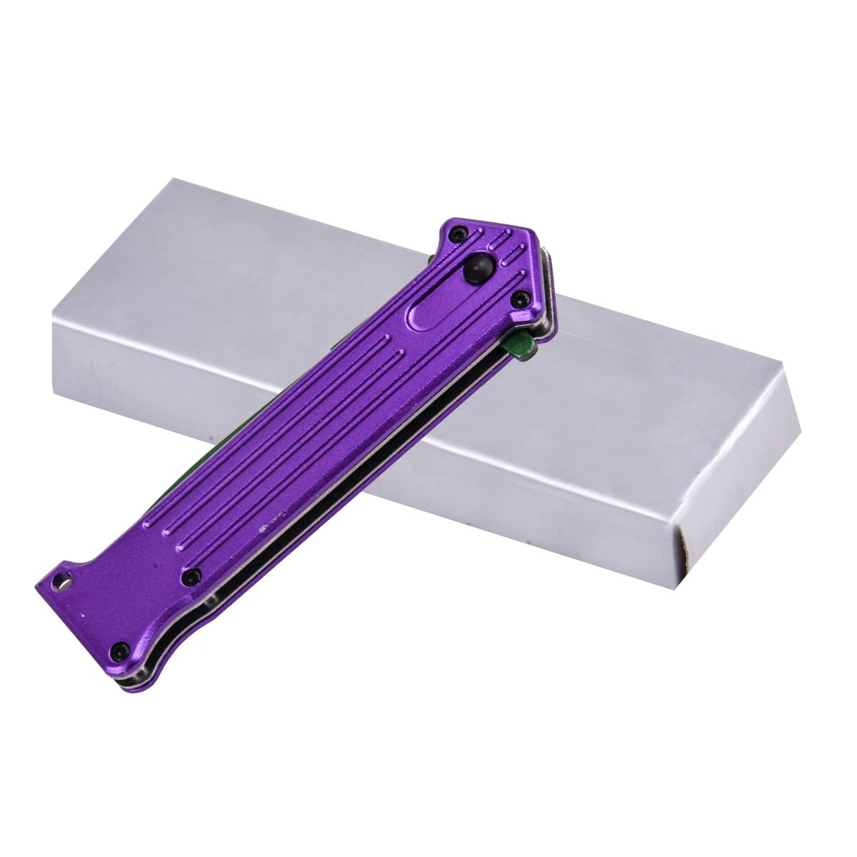 Выкидной нож Joker Why So Serious VT (США)