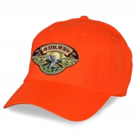 Вышитая кепка охотнику