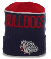 Высококачественная мужская зимняя шапка Bulldogs