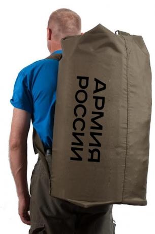 Высокопрочная сумка-баул Армии России