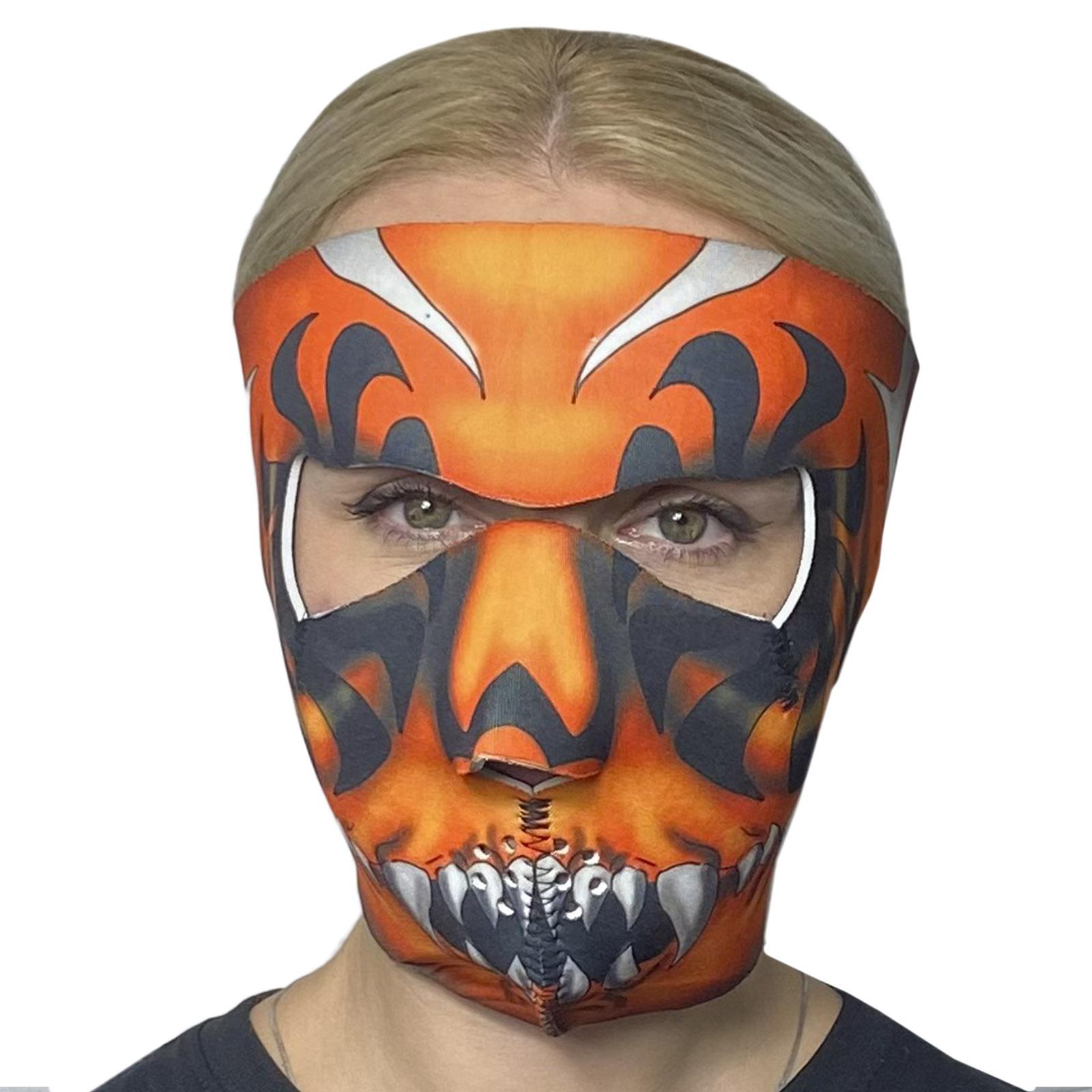Яркая анти-ковид маска Wild Wear Cult