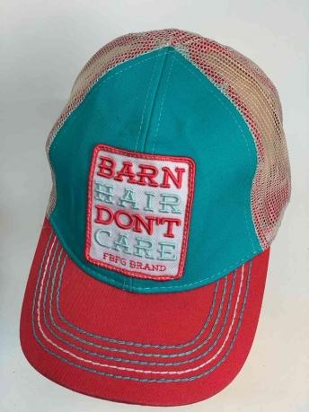 Яркая бейсболка BARN HAIR DONT CARE