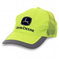 Брендовая бейсболка John Deere с логотипом