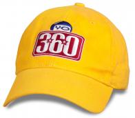 Яркая бейсболка YO 360