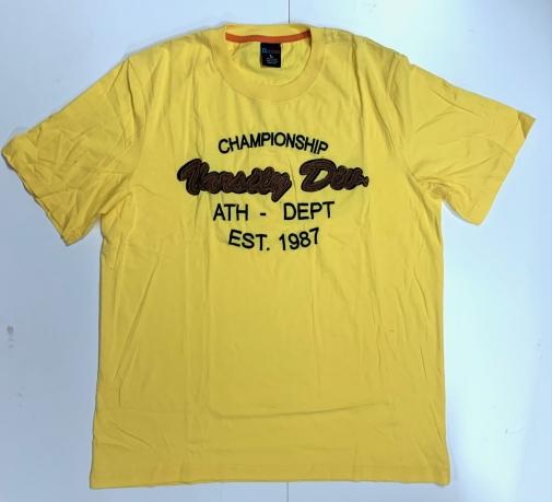 Яркая футболка PARTISAN