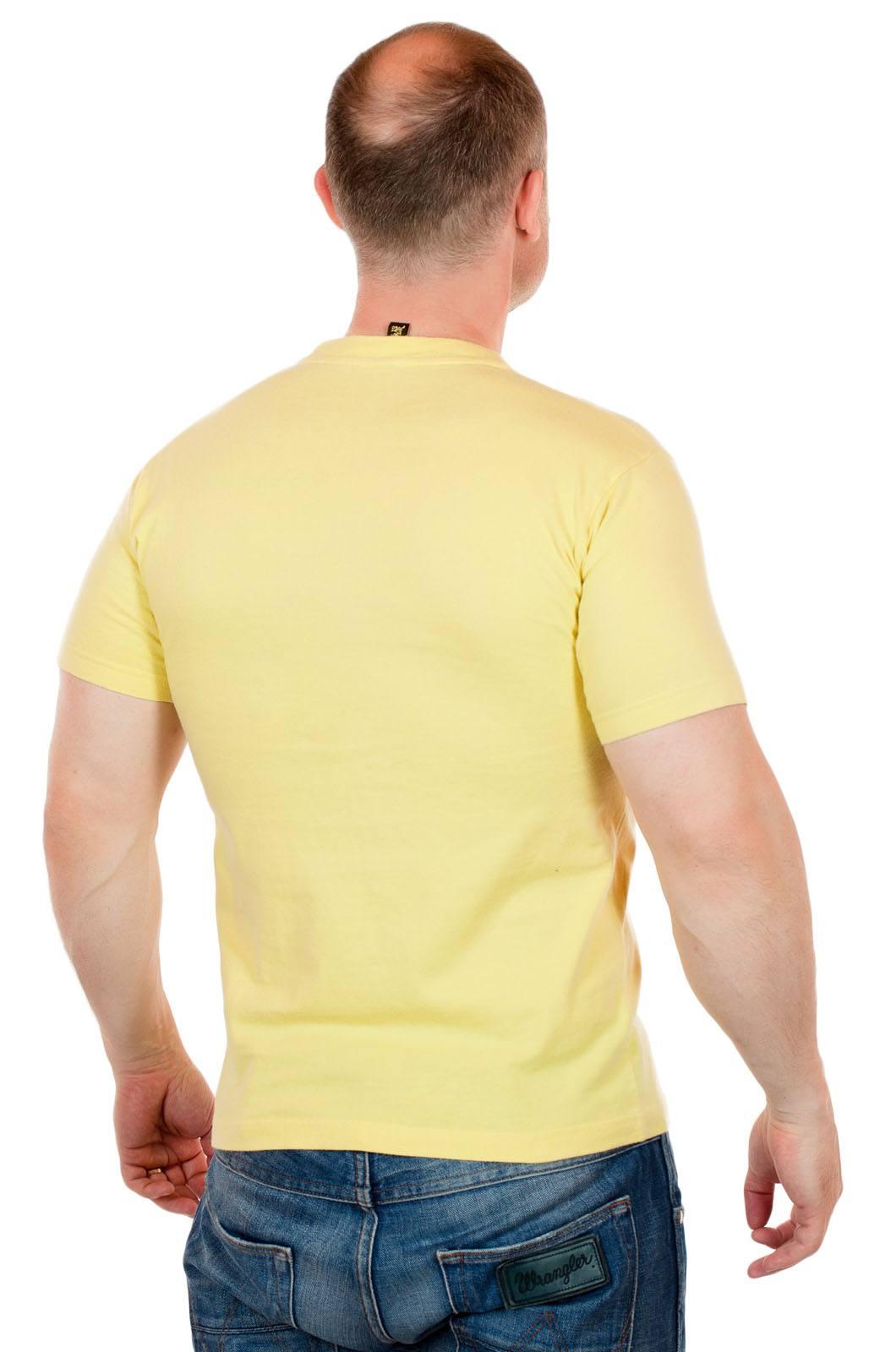 Яркая футболка с памятным принтом The wave is forever
