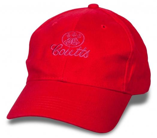 Яркая кепка с логотипом Boutts