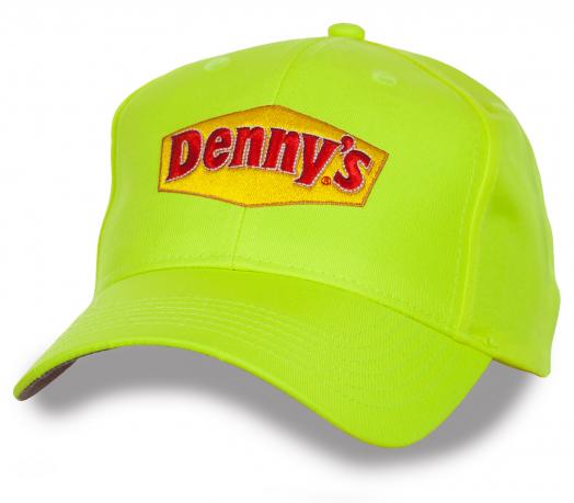 Яркая летняя бейсболка DENNY