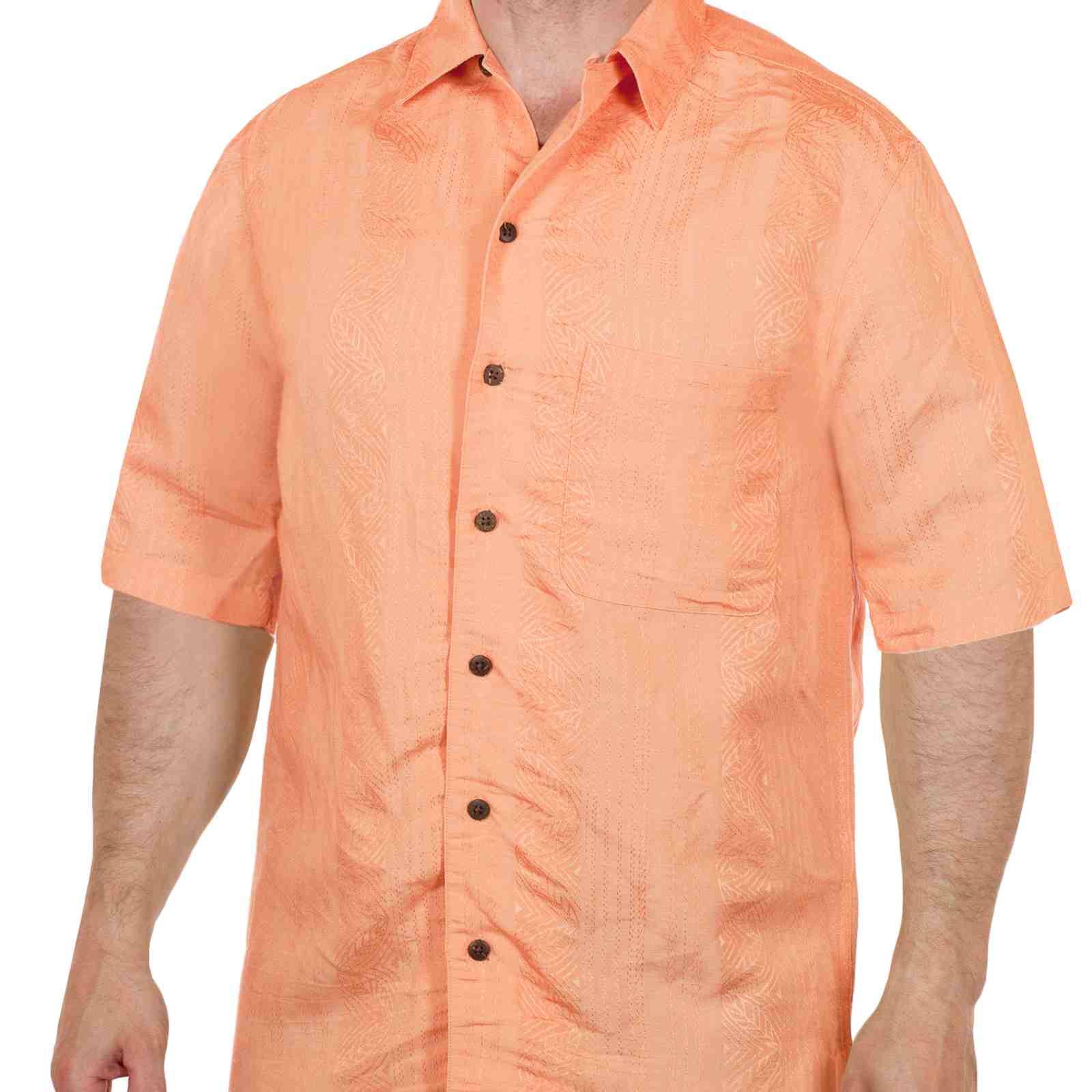 Яркая летняя рубашка от американского бренда Caribbean Joe-главная