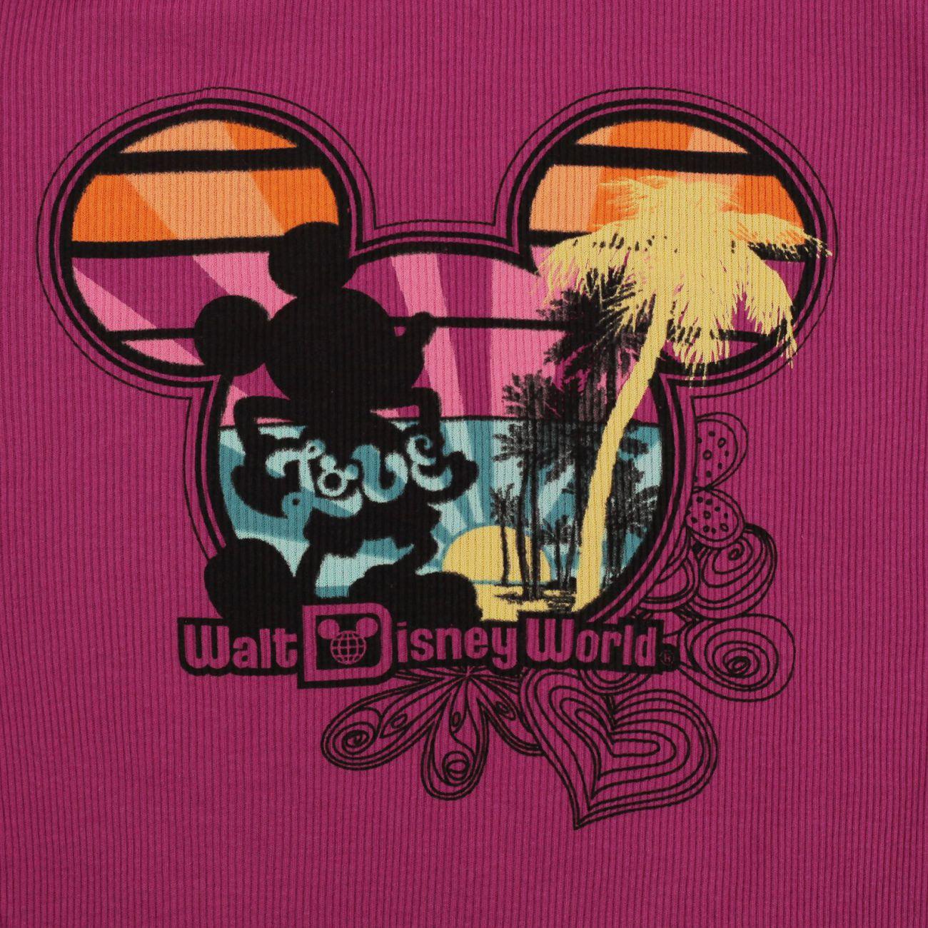 Яркая маечка от Disney - твое хорошее настроение! - прнт
