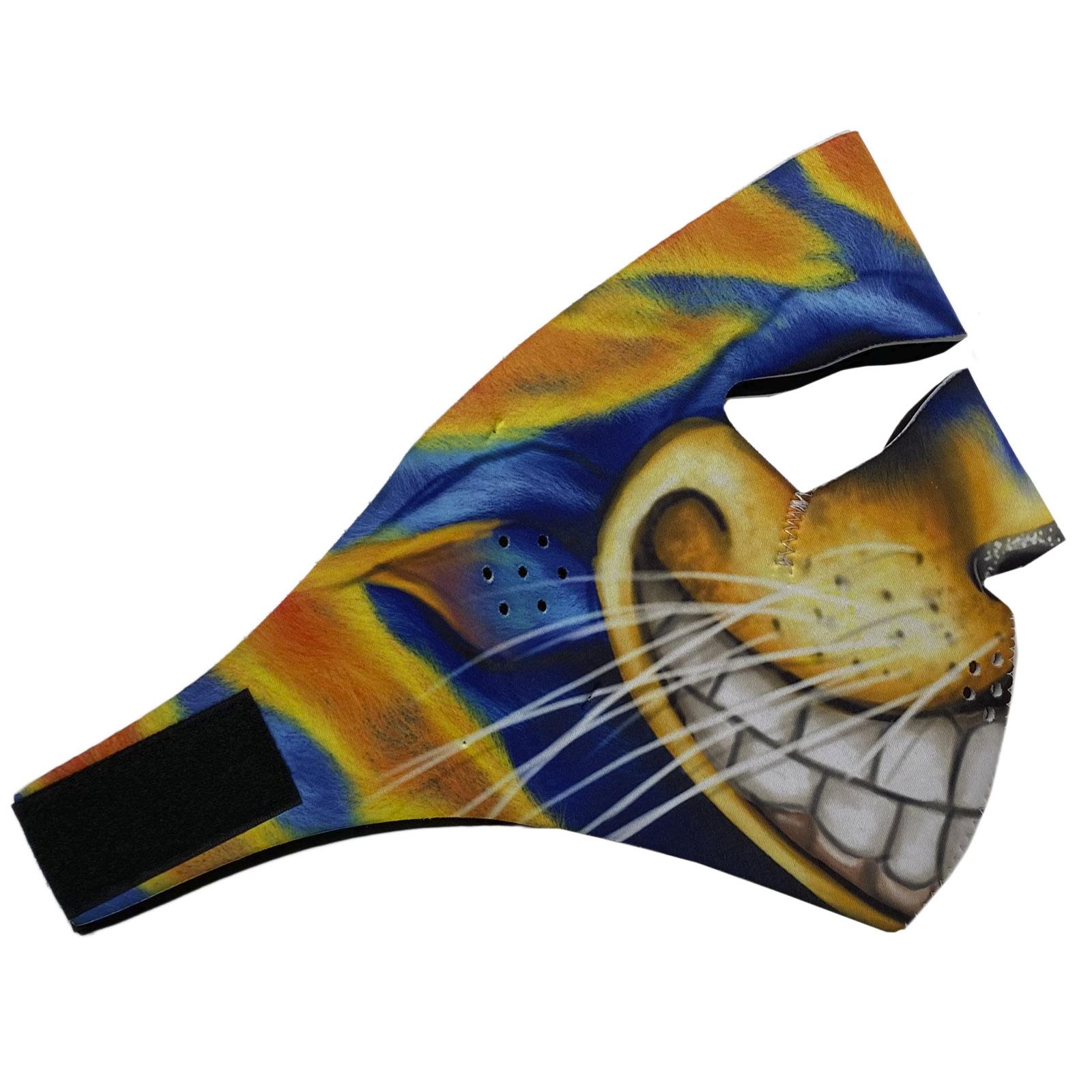 Яркая молодежная противовирусная маска Wild Wear Totem